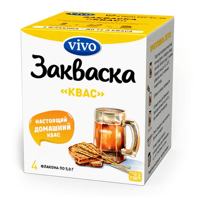 Закваска Квас VIVO